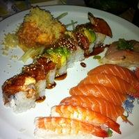 Photo taken at Midori Sushi by Jason R. on 3/2/2012