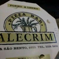 Foto tirada no(a) Alecrim por Eduardo G. em 6/7/2012