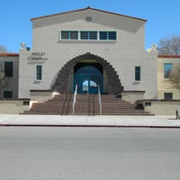 Photo taken at Hadley Hall by New Mexico State University on 3/2/2012