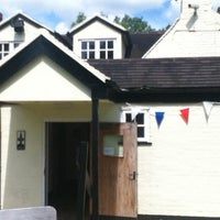 Photo taken at The Brook Inn by Martin W. on 6/10/2012