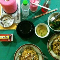 Photo taken at Pondok Kuliner Sweet Mayo by wibisono d. on 6/23/2012
