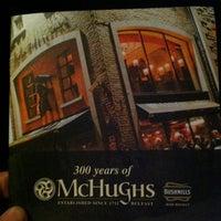 Photo taken at McHugh's Bar & Restaurant by Kyle M. on 3/3/2012