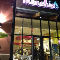 Photo taken at Menchie's by DJJERM on 3/3/2012