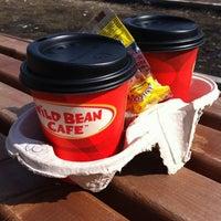 Photo taken at АЗС BP & Wild Bean Café by Катя С. on 4/16/2012