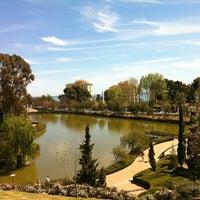 Foto tomada en Parque de La Paloma por Fran S. el 4/8/2012