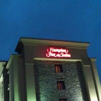Photo taken at Hampton Inn & Suites Chadds Ford by Erik H. on 7/21/2012
