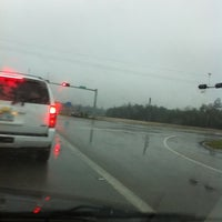 Photo taken at SH 242 @ FM 1314 by Melissa L. on 2/10/2012
