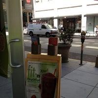 Photo taken at Jamba Juice New Montgomery by danzrr on 4/26/2012