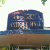 Photo taken at 4th Avenue Antique Mall by Kevin N. on 5/2/2012
