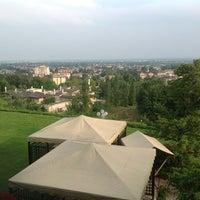 Photo taken at Bellavista Hotel Montebelluna by Jose C. on 6/11/2012