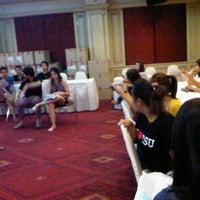 Photo taken at Khonkean Hotel by wawa D. on 2/15/2012