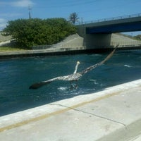 Photo taken at Boynton Beach Inlet by Michael R. on 4/9/2012