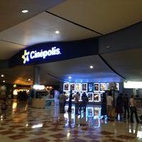 Photo taken at Cinépolis by Alex P. on 8/5/2012