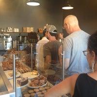 Photo taken at Cognoscenti Coffee (at Proof Bakery) by Micki K. on 9/2/2012