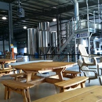 Photo taken at GoodLife Brewing by Lauren K. on 4/24/2012