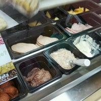Photo taken at Subway by Ricardo M. on 3/24/2012