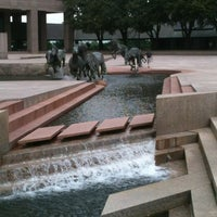 Photo taken at The Mustangs of Las Colinas by Paul M. on 7/2/2012