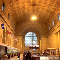 Photo taken at Union Station (YBZ) by Anthony L. on 6/18/2012