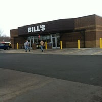 Photo taken at BILL'S Superette by Melissa K. on 3/11/2012