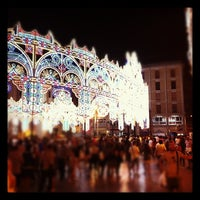 Photo taken at Colonna di Sant'Oronzo by Fabio C. on 8/26/2012