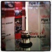 Photo taken at The National Piping Centre by _FSG _. on 8/10/2012