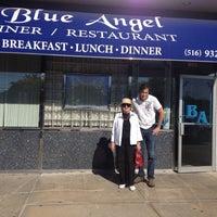 Photo taken at Blue Angel by Kristen K. on 9/11/2012