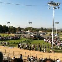 Photo taken at Tustin High School Football Stadium by Karen P. on 6/14/2012