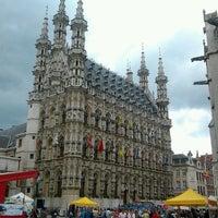 Photo taken at Leuven by Patricia B. on 7/1/2012