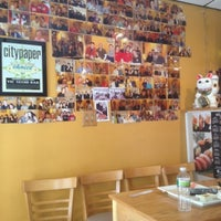 Photo taken at Vic Sushi Bar by James L. on 7/27/2012
