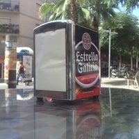 Photo taken at Café Del Plata by 🃏 JᎾᏒᎶЄᎠIHЄ on 7/28/2012