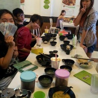 Photo taken at Face to Face Noodle House by Evelyn N. on 7/17/2012