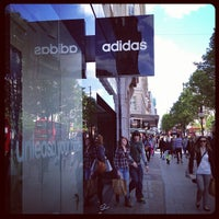Photo taken at Adidas by Mohammed A. on 5/12/2012