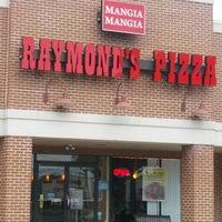 Photo taken at Raymond's Mangia Mangia by Kimberly H. on 8/25/2012