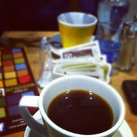 Photo taken at Arabica Coffee Co. by Blake E. on 3/30/2012