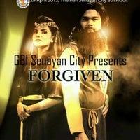 Photo taken at GBI Senayan City by InRy D. on 4/29/2012