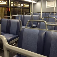 Photo taken at NJT - Bus 126 by Gel C. on 4/30/2012