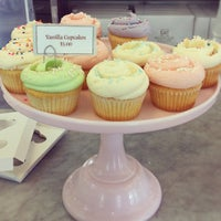 Photo taken at Magnolia Bakery by Natalie J. on 2/18/2012