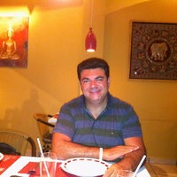 Photo taken at Sawasdee Thai Restaurant by Rodrigo A. on 5/9/2012