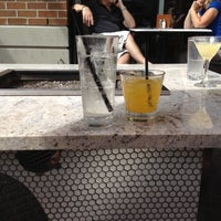 Photo taken at Browns Socialhouse Newport Village by Laura B. on 7/28/2012