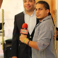 Photo taken at Jordan Sport Barber Shop by Mannyjr on 8/30/2012
