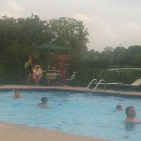 Photo taken at Chestnut Bend Pool by Anthony C. on 8/3/2012
