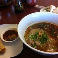 Photo taken at Thai Noodles by Meagan O. on 4/12/2012