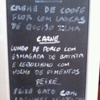 Foto tirada no(a) Sommer Restaurante por Ana P. em 7/9/2012