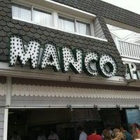 Photo taken at Manco & Manco Pizza by Sparky J. on 7/21/2012