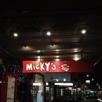 Photo taken at Micky's Café by Mark S. on 3/9/2012