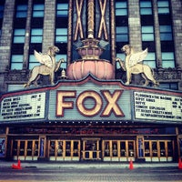 Photo taken at Fox Theatre by Jessica B. on 6/30/2012