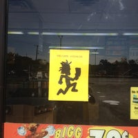 Photo taken at Huck's Convenient Food Store by Nick M. on 8/11/2012
