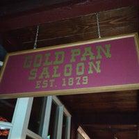 Foto tomada en Gold Pan Saloon por Aaron H. el 8/30/2012