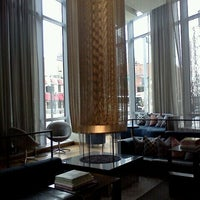 Photo taken at W Boston by Angela W. on 3/15/2012