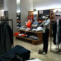 Photo taken at Armani Exchange by Blah B. on 3/30/2012